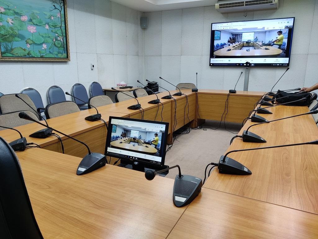 ห้องประชุมออนไลน์